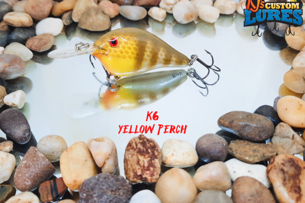 K6 Yellow perch